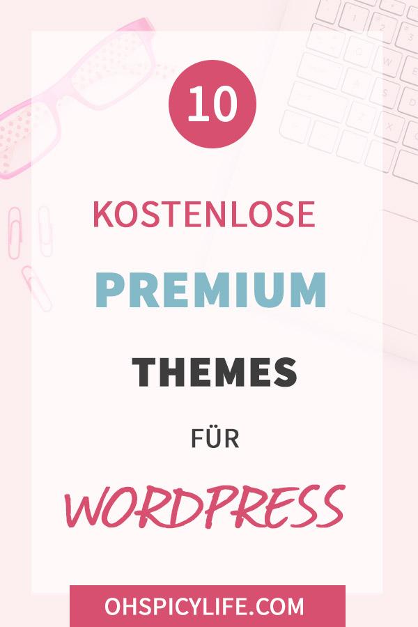 kostenlose premium themes wordpress